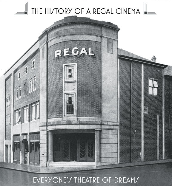 Shazam - The Book - Theatre of Dreams Regal Cinema Evesham Worcestershire - Picture Palace The Flicks